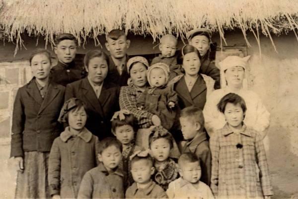 Uzbek Koreans in the late 1940s